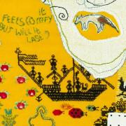 tilleke-schwarz _beware-of-embroidery-1993-detail