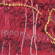 tilleke-schwarz_red-1988-detail